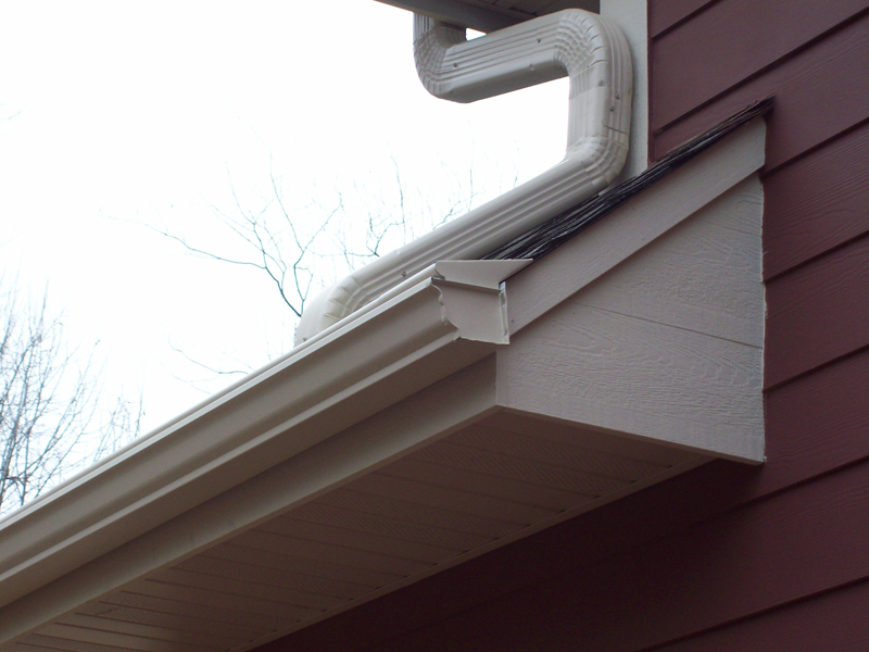 Seamless Gutters St Paul