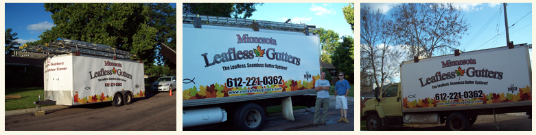 Seamless Gutters | Leafless Gutters | Gutter Guards | MN