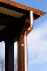 Copper Gutter Installation St Paul MN