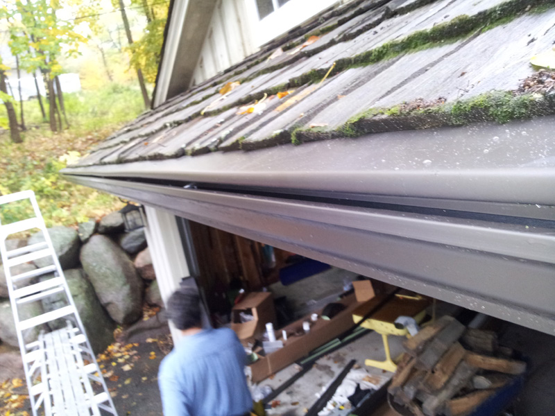 Don't Clean Your Gutters Again!