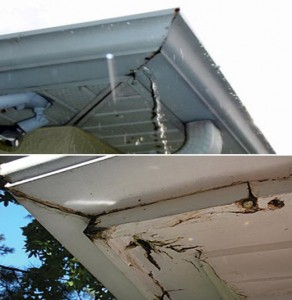St Paul Gutter Repairs