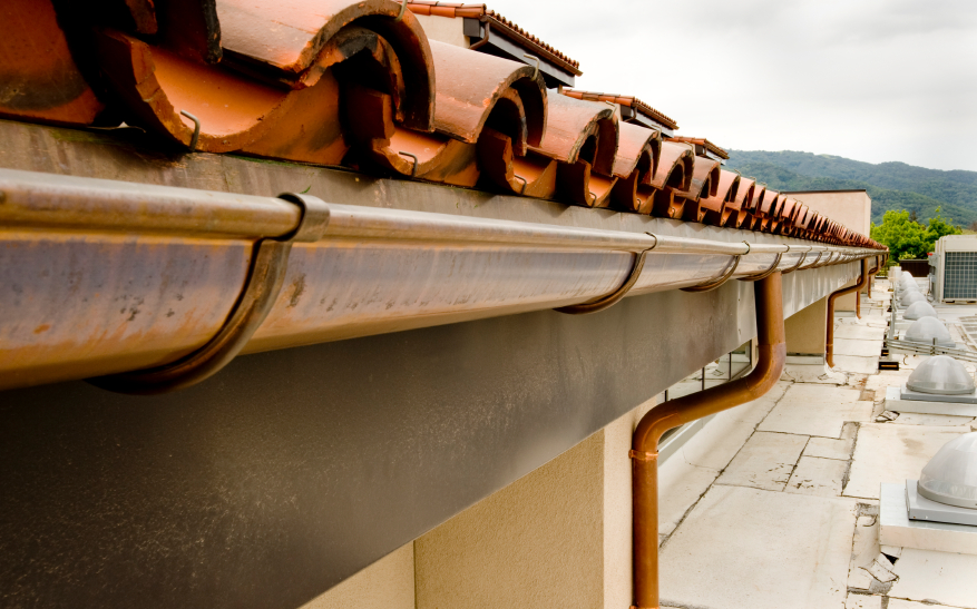 Copper Gutter Systems MN