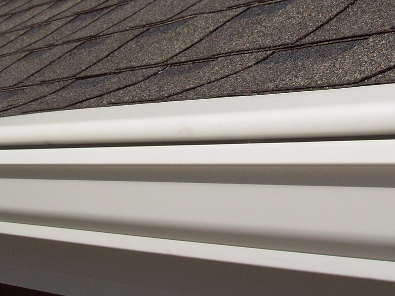 Leak Proof Gutters