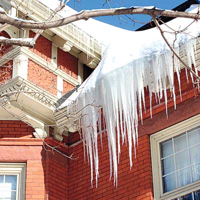 Ice Dam Prevention Before Winter